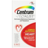 Centrum Specialist Heart, 60 Count