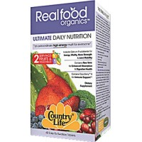 Country Life Ultimate Daily Nutrition, 60 Tablets (Bone Strength, Digestive Health and Immune Support)