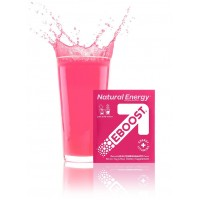 EBOOST Natural Energy Powder, Acai Pomegranate, 20 Packets