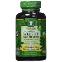 Emerald Laboratories Weight Loss Health Veg-Capsules, 60 Count