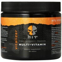 HIT Supplements, Vitalizer Complete Advanced Multi Vitamin with L-Carnitine & Beta-Alanine, 60 Servings