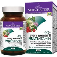 New Chapter Every Woman II Multivitamin - 96 Tablets