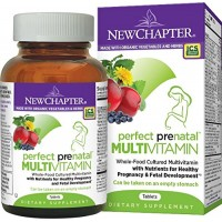 New Chapter Perfect Prenatal Multi Vitamin - 192 Tablets