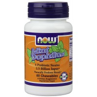 Now Foods Mintdophilus, 60 Count