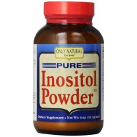 Only Natural Inositol Powder, 4-Ounce - Nervous System Health