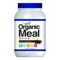 Orgain Organic Meal All-in-One Nutrition Creamy Chocolate Fudge, 32.16 Ounce (920 gm)