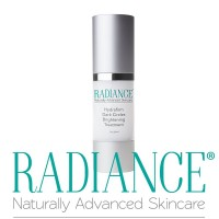 RADIANCE SkinCare Dark Circles Brightening Treatment For Uneven Skin Tone and Under Eye Circles 1OZ Airless Pump Bottle