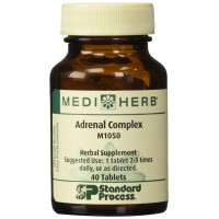 Adrenal Complex 40 Tabs by Mediherb
