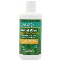 Aloe Life Herbal Stomach Nutritional Supplements, 32 Ounce