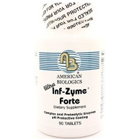 American Biologics Ultra Inf-Zyme Forte 90 Tabs