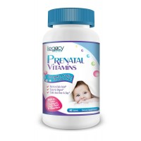 Best Prenatal Vitamins For Women by Legacy Nutra,Tablets,60 tablets