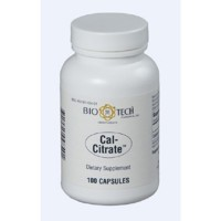 BioTech Pharmacal - Cal Citrate - 100 Count
