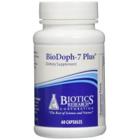 Biotics Research - BioDoph-7 Plus Probiotics - 60 Capsules
