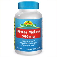 Bitter Melon 500 mg 90 Vcaps by Nova Nutritions
