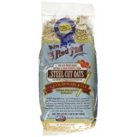 Bob's Red Mill Organic Steel Cut Oats, 24 oz (680 gm)