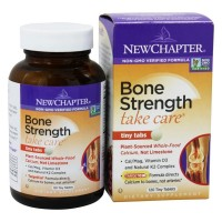 Bone Strength 120 tiny tabs by New Chapter