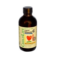 Child Life Liquid Vitamin C Orange - 4 fl oz