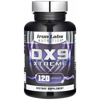 DX9 Xtreme | Hardcore Diuretic | Lose Water Weight - Water Shedder | GET RIPPED - Cut, Dry & Lean | Water Shed Supplement | 120 Caps - 30 Day Supply