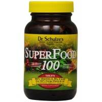 Dr. Schulze's SuperFood-100 (90-ct tablets)
