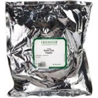 Frontier French Green Clay Powder 16 oz Pkg (454 gm)