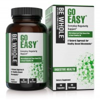 Go Easy: A Natural Approach to Healthy Bowel Movements & Constipation Prevention - Clinically Shown to Double Daily Bowel Movements - a Safe, Natrual & Everyday Solution to Regularity Support