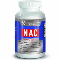 High Quality NAC - 600 mg - 180 Veggie Capsules - by Doctor Recommended Supplements-Supports a Healthy Liver and Overall Health and Immunity