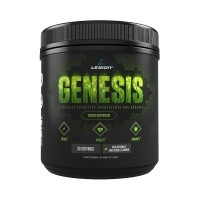 LEGION Genesis, Green Superfood Powder, All Natural Greens Supplement, More Than a Vegetable Powder Supplement, Best Green Energy Powder, Perfect Green Smoothie Powder with Green Food - 30 servings