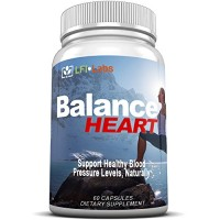 LFI Balance Heart - Your Cardiologist Recommended 100% Natural Blood Pressure Management Supplement