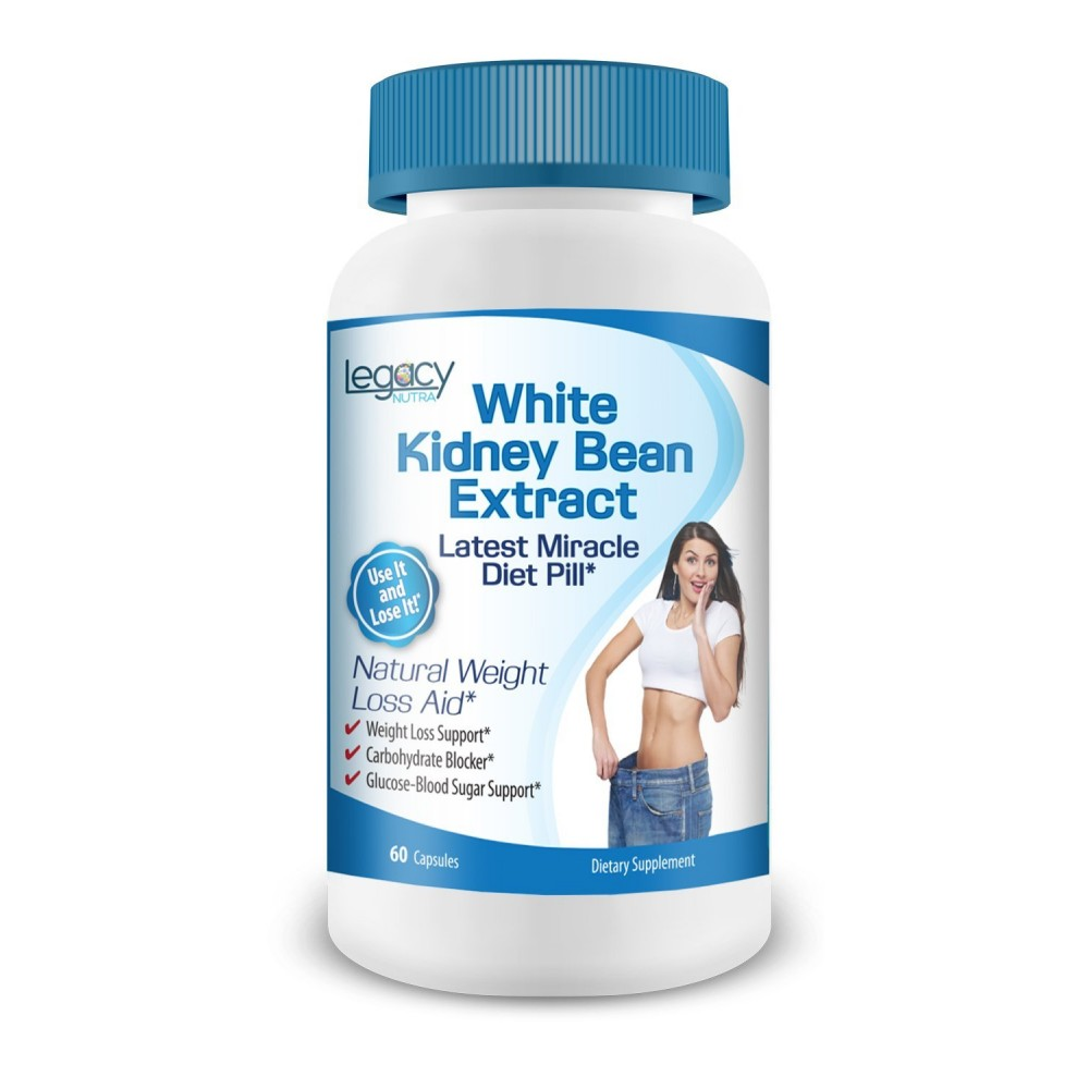 Buy Legacy Nutra Pure White Kidney Bean Extract Shophealthy In