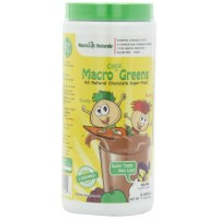 Macrolife Naturals Jr. Coco Greens 64 Day Canister, 14 Ounce