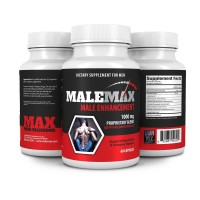 MaleMax Sexual Performance Pills Increase Size and Girth Sex Drive and Erection Quality Boost Testosterone Levels All Natural Male Enhancement
