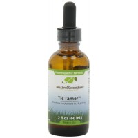 Native Remedies Tic Tamer, 2 fl oz Bottle (Relieves nervous tics and jerking and reduces involuntary muscle spasms)