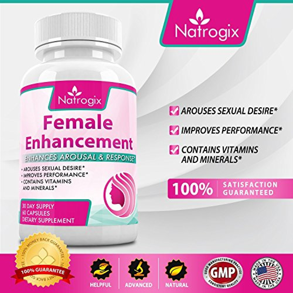 Natural sexual enhancement product for women that works