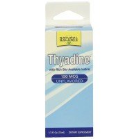 Natural Balance 150 mcg Thyadine Mineral Supplement, 0.5 Ounce