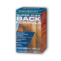 Natural Balance Super Flex Back Formula, 60-Count