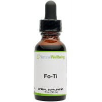 Natural Wellbeing - Fo-Ti Root - 30ml - Natural support for healthy hair growth