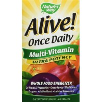 Nature's Way Once Daily Multi Ultra 60 tab