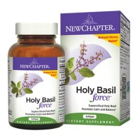 New Chapter Holy Basil Force, 120 Softgels