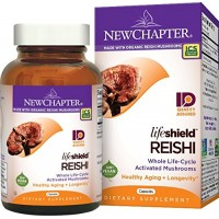 New Chapter LifeShield Reishi, 60 Capsules
