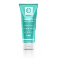 OZNaturals Facial Cleanser - This Natural Face Wash Is A Superior Cleanser That Deep Cleans & Unclogs Pores With Ocean Minerals, Vitamin E and Rose Hip Oil For That Healthy, Youthful Glow!
