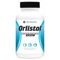 Orlistol -Weight Loss Aid and Diet Pill Inhibits the Absorption of Carbs and Fats, Suppresses Appetite, and Provides a Feeling Of Fullness All Day and Night!