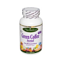 Paradise Herbs Green Coffee Svetol - 60 Vcaps , Paradise Herbs , Homeopathic Remedies, Health & Beauty
