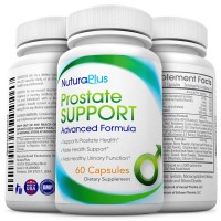 Premium Prostate Supplement - Natural Formula Supports Prostate Health, Improves Urinary Function & Boosts Male Intimate Health. 1 Months Supply - Saw Palmetto, Beta Sitosterol & Stinging Nettle