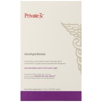 Private Rx Private Internal Vaginal Moisturizer, 8 Applicators