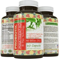Probiotics for Women & Men - Beneficial Bacteria Supplement for Digestive Support & Immune System Booster - 40 Billion Organisms - Promote Weight Loss - Natural Supplement by California Products