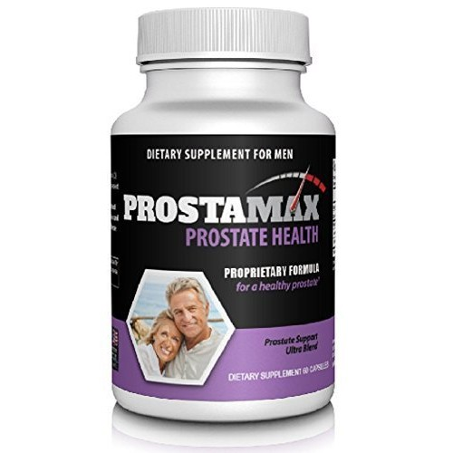 ProstaMax Support Healthy Prostate Function- May Help Normalize Enlarged Prostate and Urine Flow- Made in the USA Under Full Compliance With All Appropriate FDA Regulations by MaleMax
