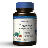 Prostate Complete Care - Comprehensive Prostate Supplement | Supports the Reduction of Inflammation, Frequent Urinations, Weak Streams and Urgently Waking at Night.