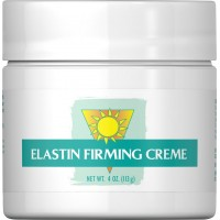 Puritan's Pride Natural Elastin Firming Creme-4 oz Cream