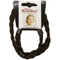 SEPHORA COLLECTION Thick Braidie Headband Brown