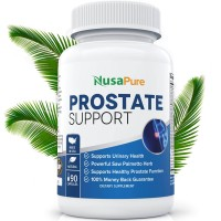 Saw Palmetto Prostate Supplement for Prostate Health for Men: The Best Prostate Formula That Really Works with Saw Palmetto, B Complex, Nettle Root, Nettle Leaf, Super Prostate Formula for Men